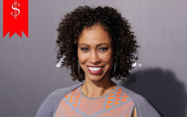 What's TV host Sage Steele net worth? Know her source of money and her prolific career