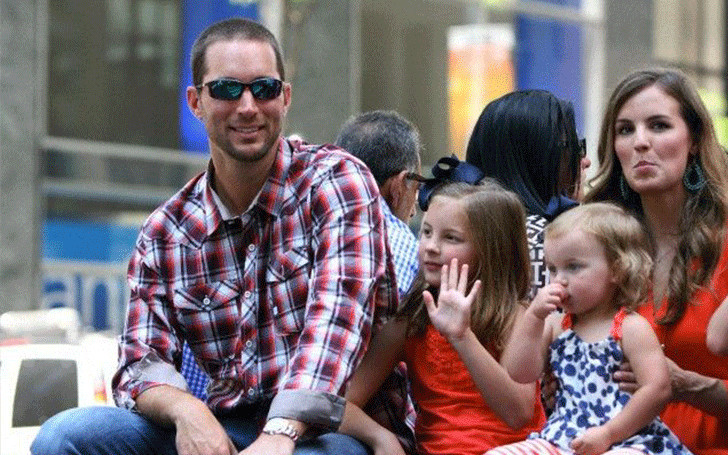 Baseballer Adam wainwright is married to Jenny Curry with four children. What's their relationship?