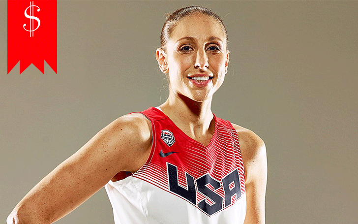 Olympian Diana Taurasi net worth. See how much she earns with her WNBA career. Is she Lesbian?