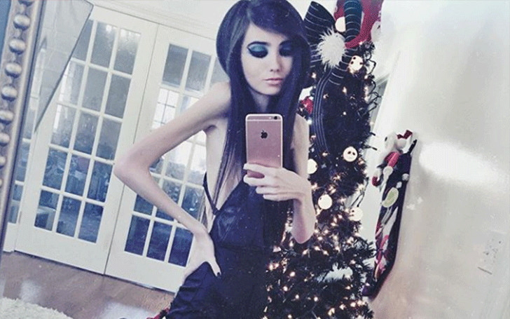 Is Thin YouTuber Eugenia Cooney is have any boyfriend. She says YES!!