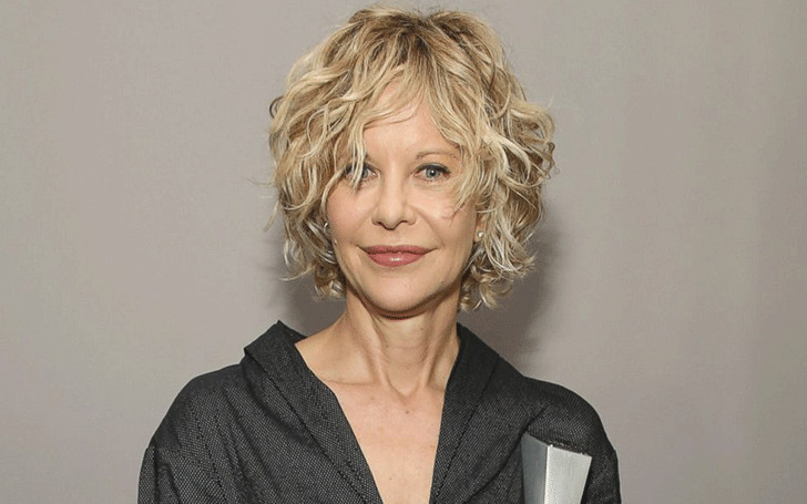 Meg Ryan is dating a mystery man. Is that her boyfriend? See her plastic surgery