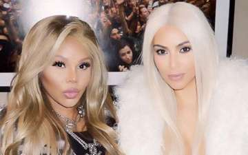 Lil' Kim bleaches her skin and plastic surgery. Was she insecure about her color?