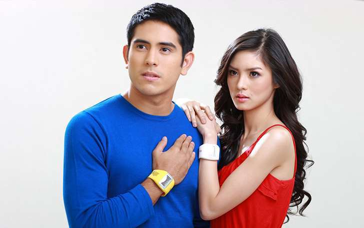 Actress/Model Kim Chiu dated Boyfriend Gerald Anderson for some time and broke up.