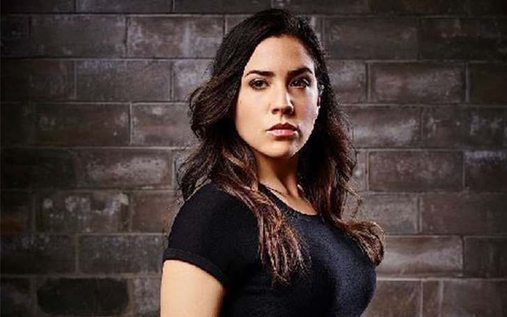 is latina audrey esparza married or in relationship with