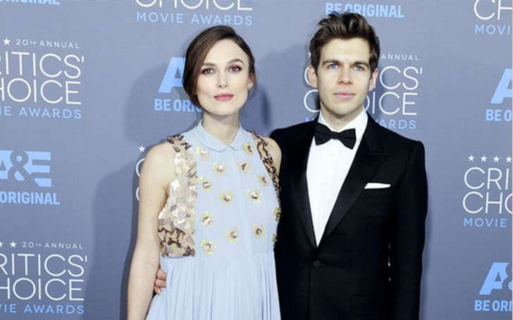 Keira Knightley Nose Job after marriage with Musician husband James Righton