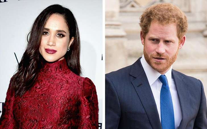 Meghan Markle currently enjoying her dating life with Boyfriend Prince Harry. See their relationship