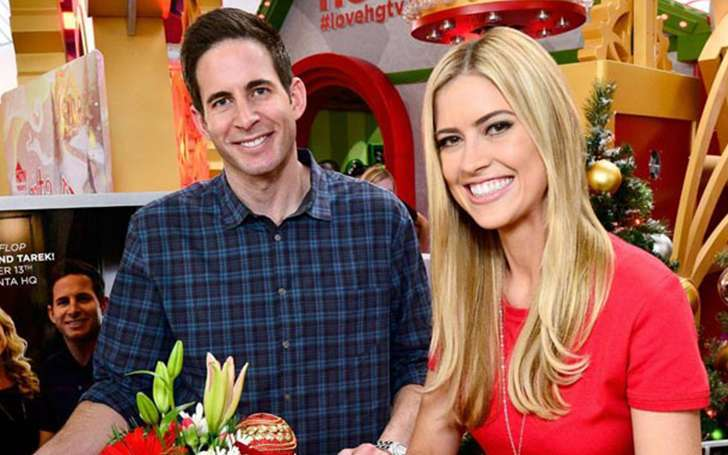 Tarek El Moussa is Married to his hot wife Christina El Moussa and recently had second baby