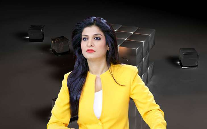Anjana Om Kashyap net worth: See her career as journalist and her awards