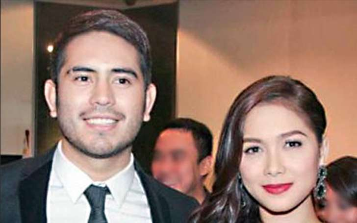 gerald maja dating Maja salvador freely expressed how she truly feel about gerald anderson and bea alonzo dating again and the actor's upcoming television series with kim chiu maja salvador and gerald anderson have been in a special relationship for quite long.