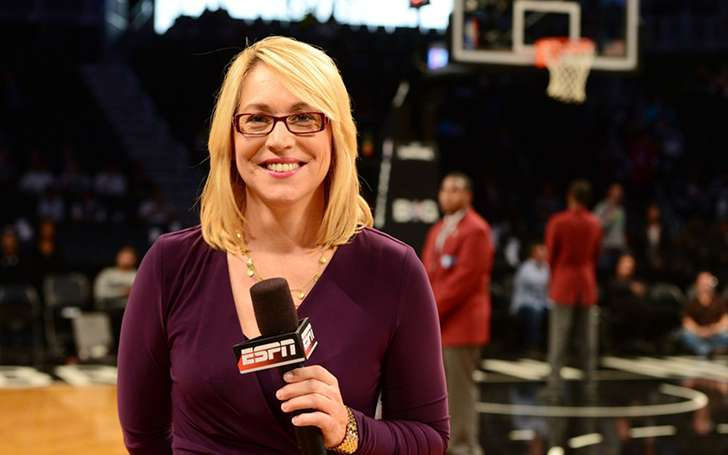Gregg Burke is the Ex- husband of Television sports reporter Doris Burke. Drake had crush on her