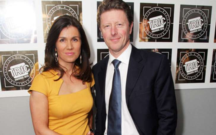 Is Charlie Stayt Married to Susanna Reid? What about their Married Life and Relationship?