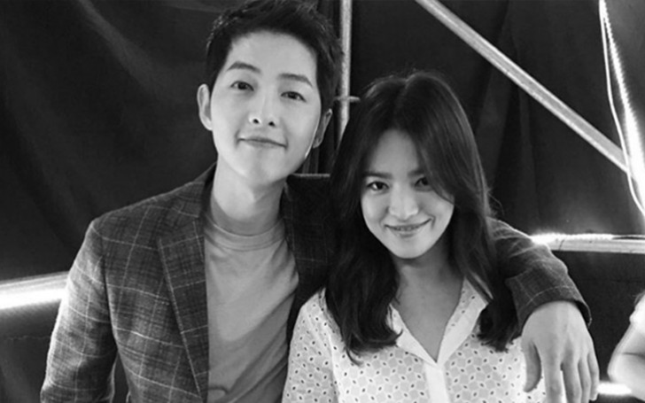 Is Song Joong Ki the boyfriend of  Song Hye Kyo? Is it rumour or they are really dating