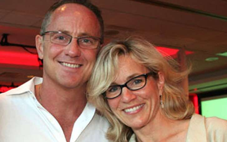 Kevin newman married former journalist wife Cathy Kearns? His son  Alex is gay