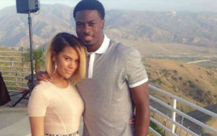 A. J. Green married wife Miranda Brooke in 2015 and Blessed with a Son; Family Relationship