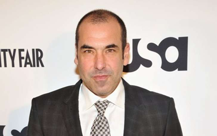 IS Rick Hoffman married? He took Stephanie Waring to lunch date. What about Gina and Rafferty rumour