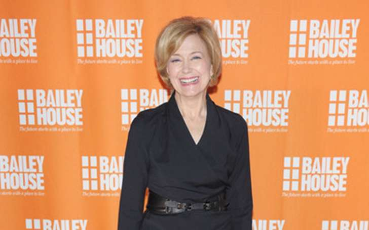 Jane Pauley is married husband Garry Trudeau for 36 years with three children