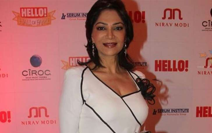 Simi Garewal rumours of affair with Salman Taseer but  Married to Ravi Mohan? Find out