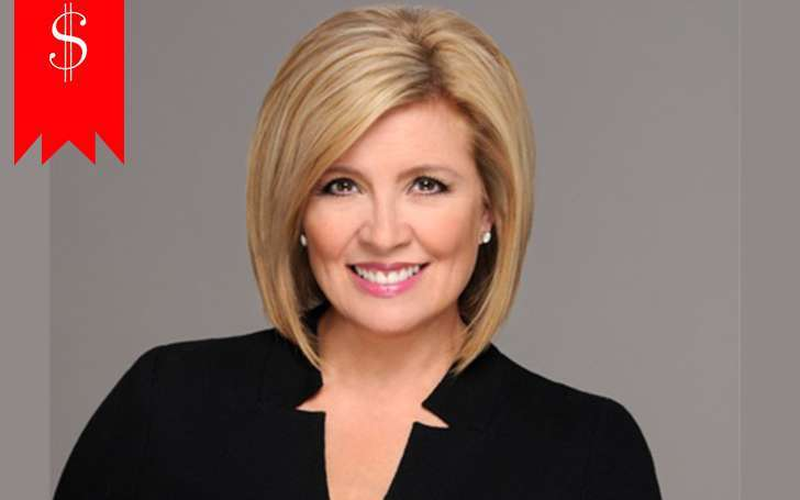 What is the salary of Alison Rosati? Know her net worth with her growing career