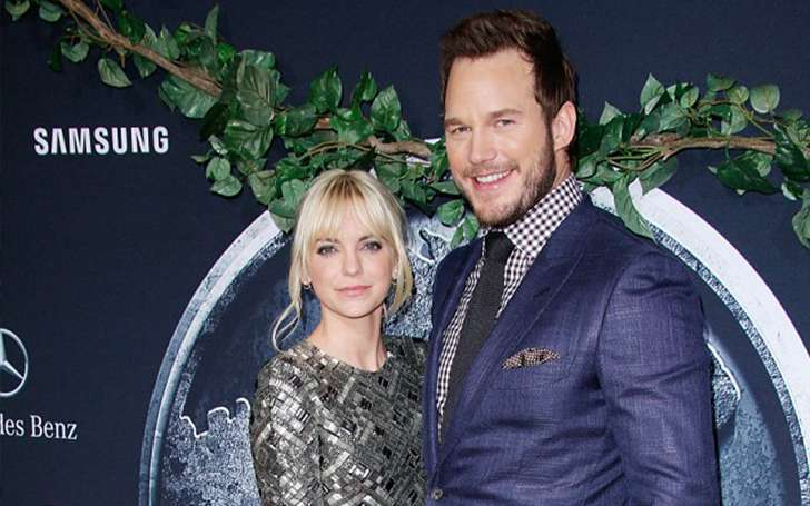 Anna Faris married husband Chris Pratt after divorcing Ben Indra. Also did Plastic Surgery