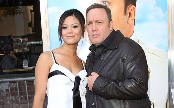 Steffiana de la Cruz Married Life with Husband Kevin James; Blessed with Four Children