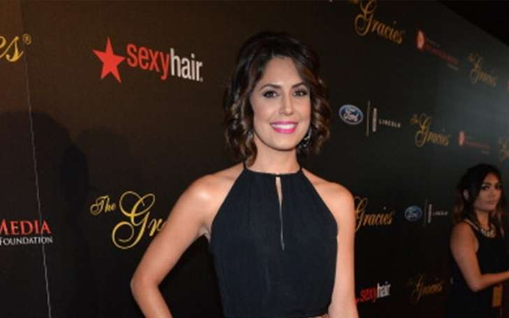 ABC News Anchor Cecilia Vega married  PHP Officer.How is their married life?