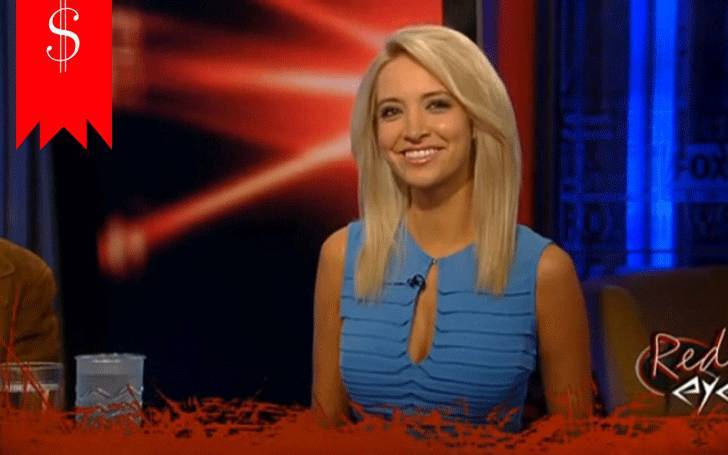 CNN pundit Kayleigh McEnany is rich. See her net worth, salary and career