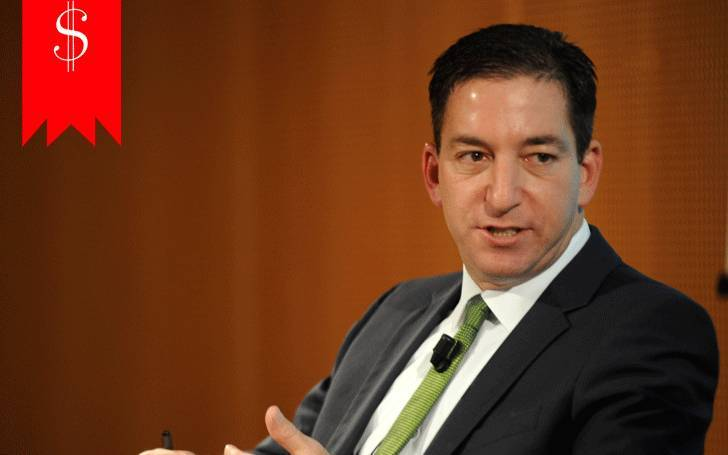 Glenn Greenwald's net worth  is $8.5 billion.Know about his career and awards