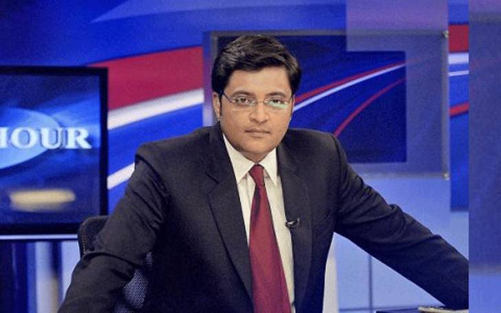 Indian journalist Arnab Goswami is a sensation. Know about his net worth and Career