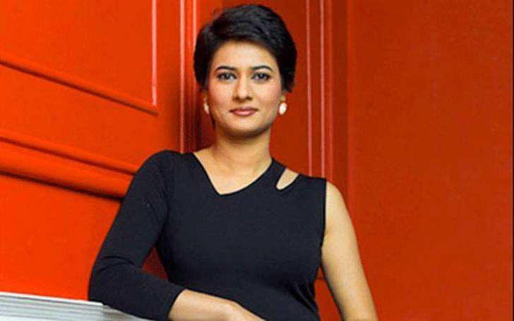 Know about the married life Shaili Chopra; India's most beautiful journalists.