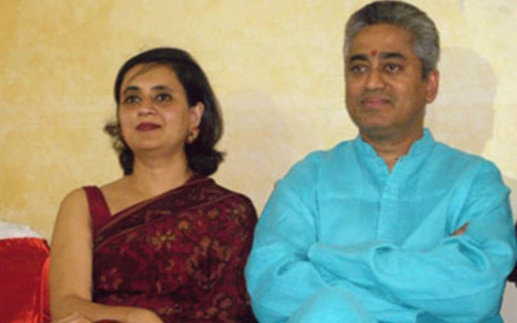 News anchor Sagarika Ghose Married Rajdeep Sardesai in 1994. Know about her married life