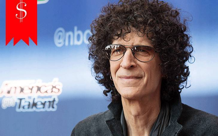 Will howard stern net worth think, that