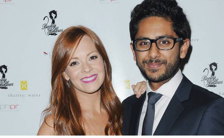 Adhir Kalyan married girlfriend Emily Wilson in 2016, Know his affairs & dating rumours