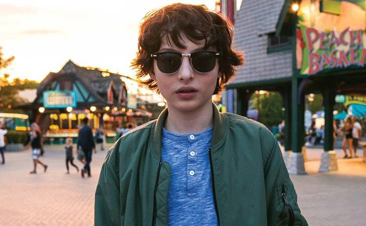 Child actor Finn Wolfhard kissed Milie Brown. Know about his affairs and girlfriend