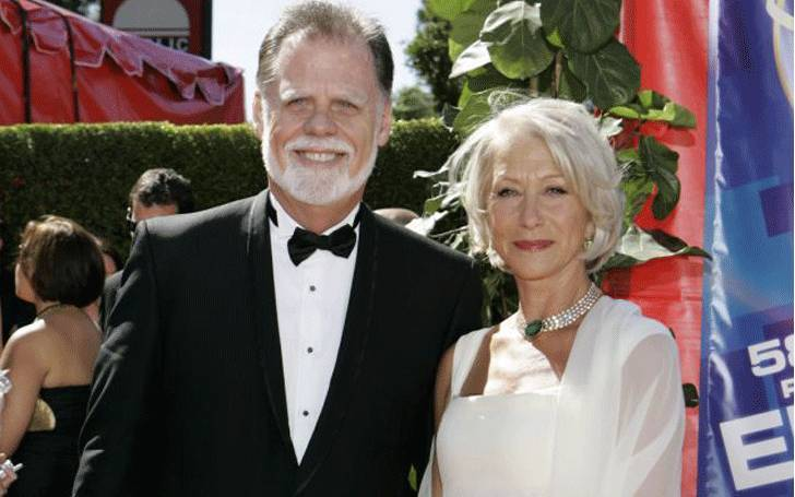 How long has Helen Mirren been married? Know about her relationship and married life