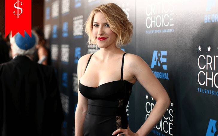 American actress Eden Sher: Know about her net worth, career and awards