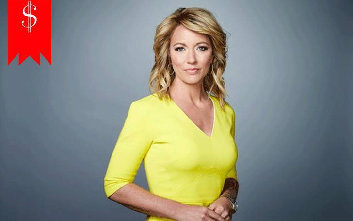 CNN News anchor Brooke Baldwin: Find out her net worth and career