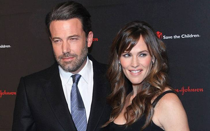 Actress Jennifer Garner married Ben Affleck in 2005 after divorcing Scott Foley