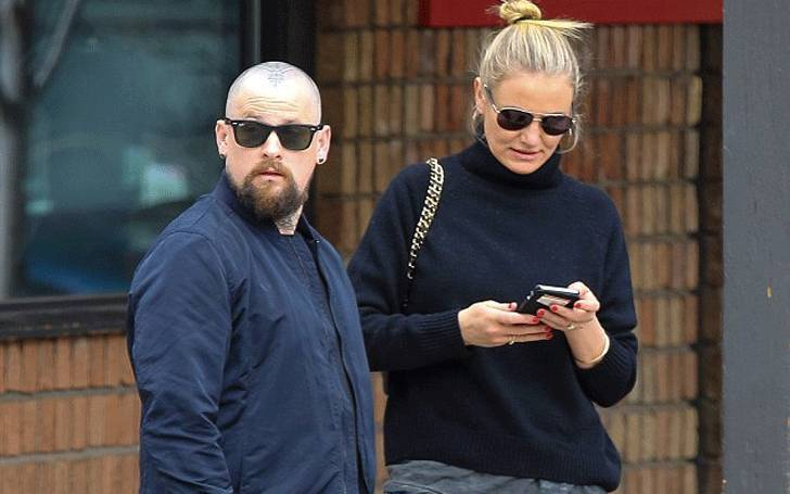 Cameron Diaz and Husband Benji Madden's Relationship -  Really Trying Hard For Babies