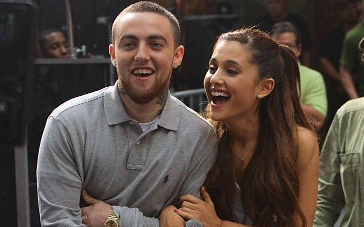 Hot Ariana Grande dating her boyfriend Mac Miller. Find about their relationship