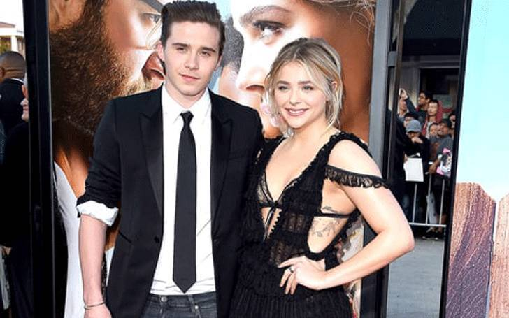 Sexy Chloë Grace Moretz has an affair with Brooklyn Beckham. Explore their relationship