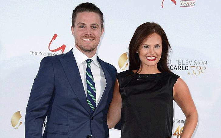 Canadian Actor Stephen Amell married Cassandra Jean in 2012. Did he marry twice?