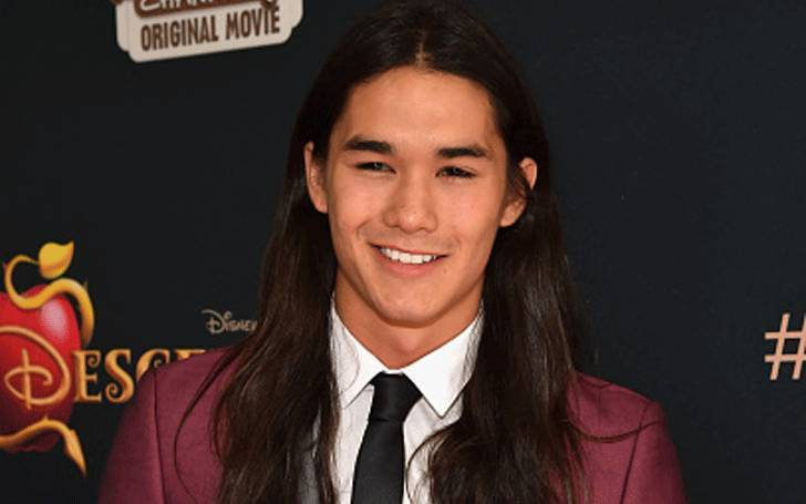 Descendants 2 Actor Booboo Stewart Personal life. Know about his Girlfriend too