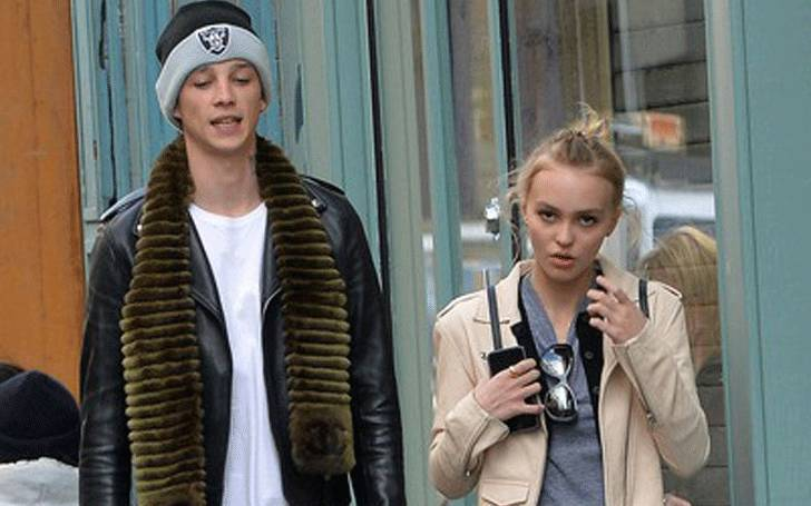 Is Lily-Rose Melody Depp Dating with Ash Stymest? Know the story