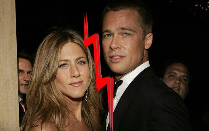 Jennifer Aniston married Brad Pitt and got divorced. Who is she married to now?