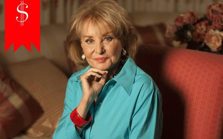Journalist Barbara Walters net worth: $170 million rich with prolific career