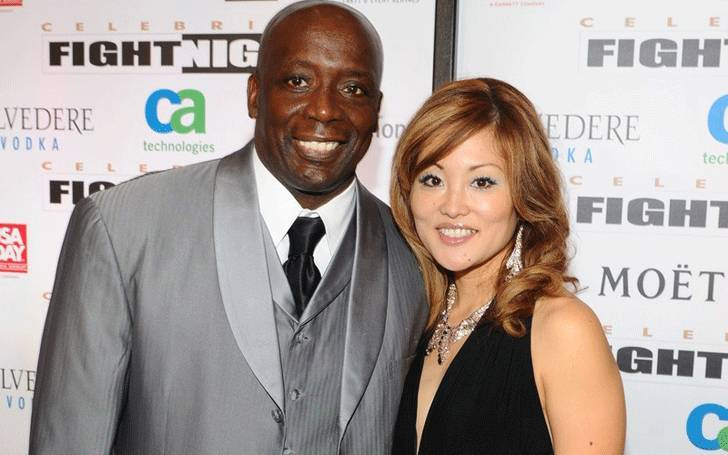 American Fitness Guru Billy Blanks Married Tomoko Sato After Divorcing the first wife Gayle Godfrey