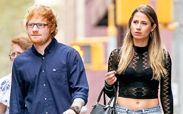 Is Singer Ed Sheeran Dating Girlfriend Cherry Seaborn Or Already Married?