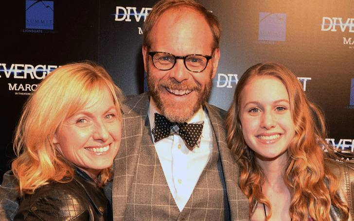 Zoey Brown is the daughter of Alton Brown, Know about his