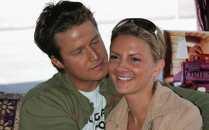 Billy Bush loves his wife Sydney Davis of 18 years.No divorce but happy family