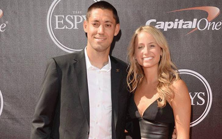 Clint Dempsey Married His Hot Wife Bethany Dempsey In 2007 -3687